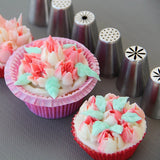 Russian Flower Piping Tips