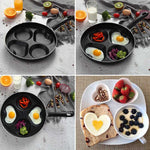 Nonstick Ceramic Copper Frying Pan