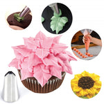Russian Tulip Icing Piping Tips 16pcs/Set