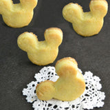 Mickey Cookie Cutter and Stamp Mold