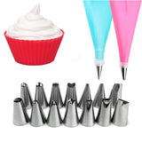 Piping Tips and Bag Set