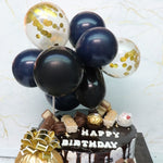 1 Set of 5 inches Balloons Cake Topper