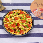 7/8 Inch Pizza Pan Non-Stick Pan
