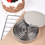 Cake Cookie Ring Mold