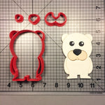 Bear Cookie Cutter