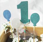 Number One Cake Topper
