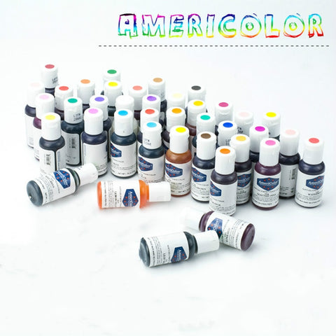 AmeriColor Soft Gel Paste Food Coloring