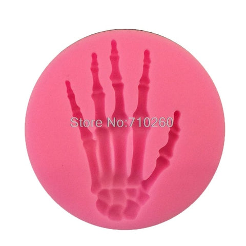 Halloween Series Silicone Cake Fondant  Molds