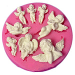 Angel Baby Silicone Mold