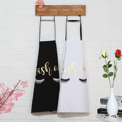 Lash Out Apron