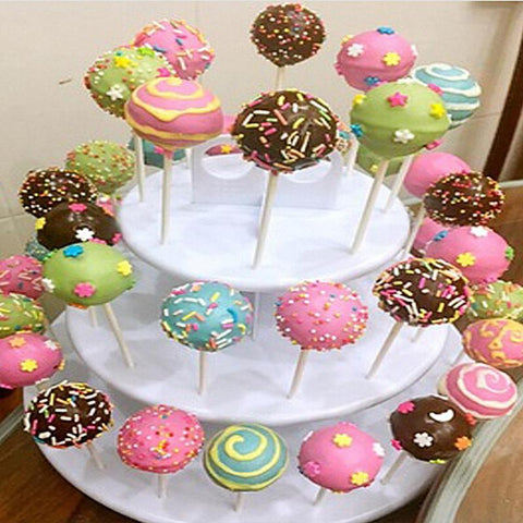 3 Tiers Popsicle Snack Stand 21pcs