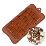 3D Silicone Mold 24Shapes Chocolate Baking Tools