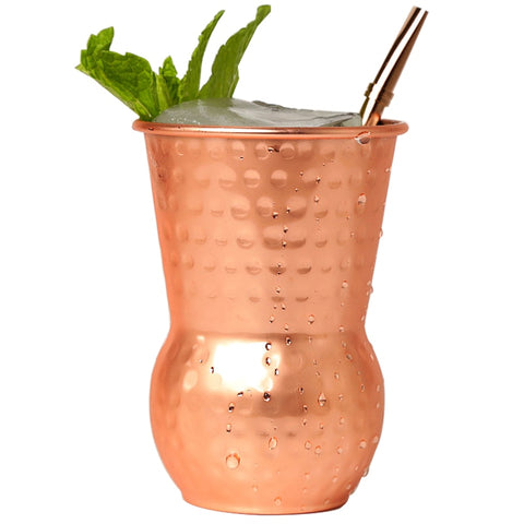 400ml Hammered Moscow Copper Mule Mug