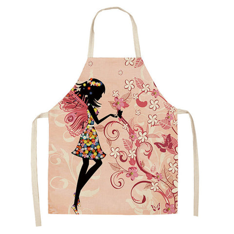 Cotton Aprons for Women