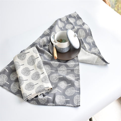Tree Pattern Napkins