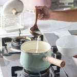 Porcelain Enamelled Milk Non-stick Pot 1.7L