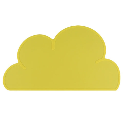 Baby Cloud Silicone Plate Mat