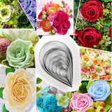 Rose Flower Cookie Cutters
