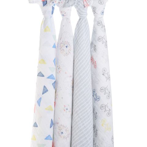 leader of the pack 4-pack classic swaddles
