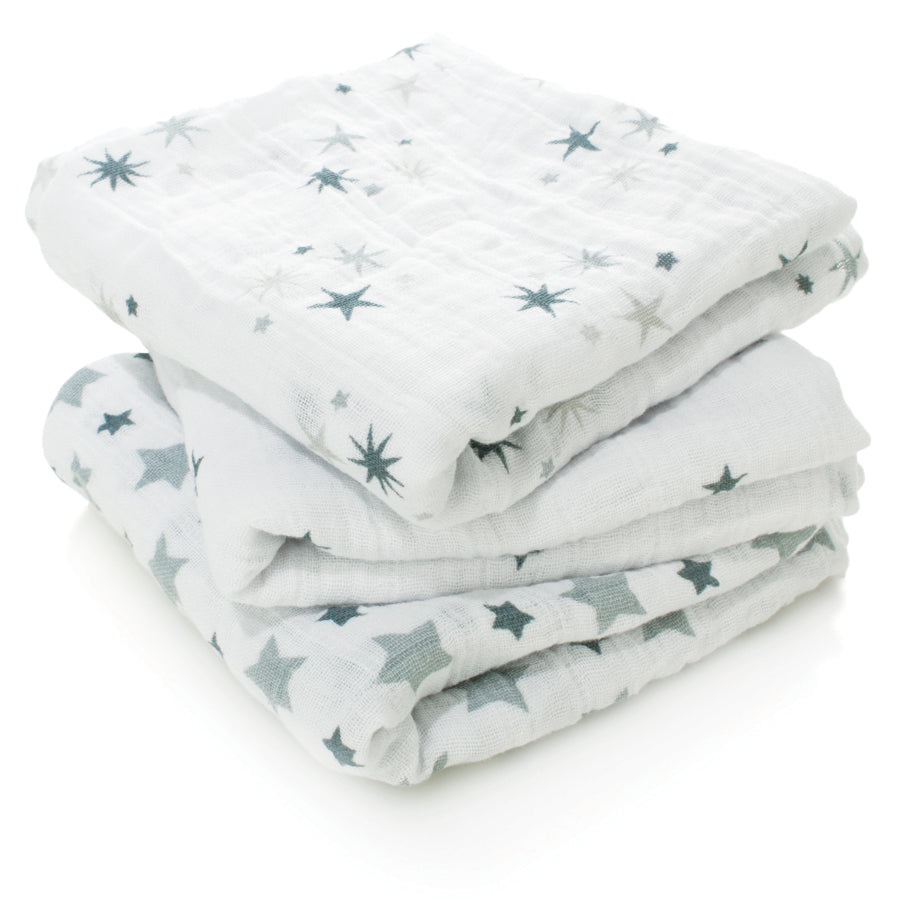 twinkle 3-packmusy - muslin squares