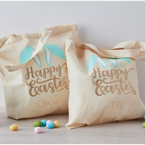 Easter Hunt Tote Bag