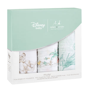 The Lion King 3-pack Disney Baby muslin squares