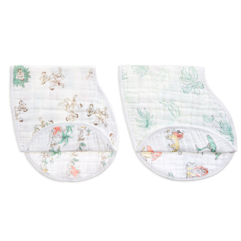 The Lion King 2-packDisney Baby classic burpy bibs