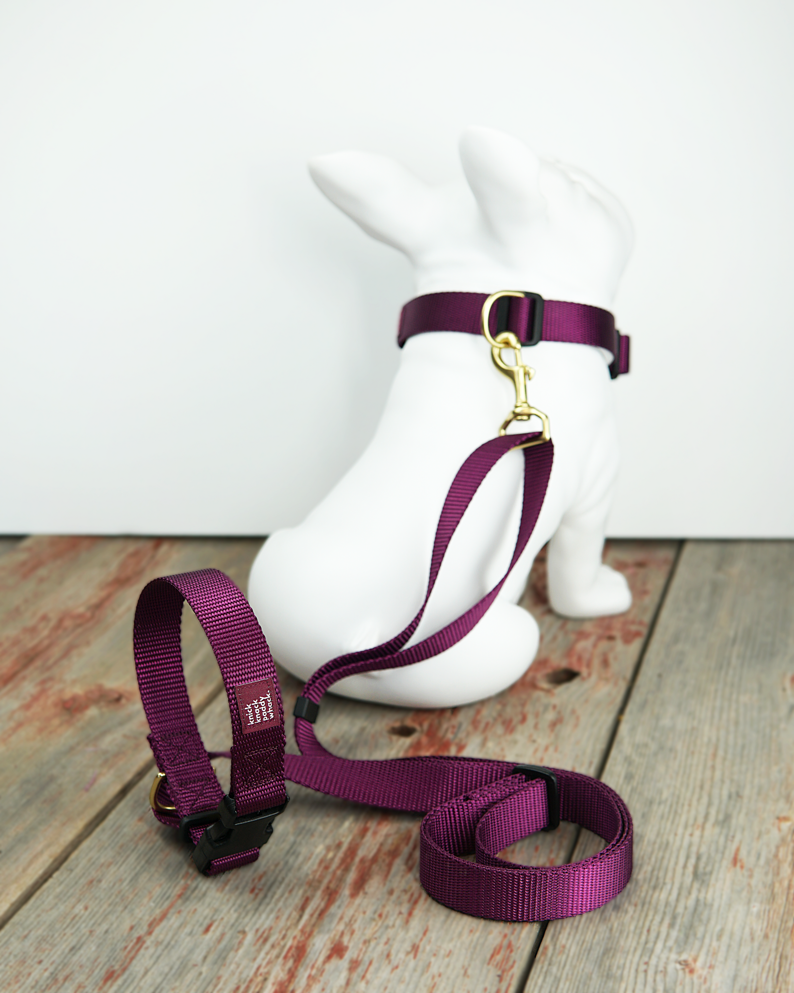 Purple Leash
