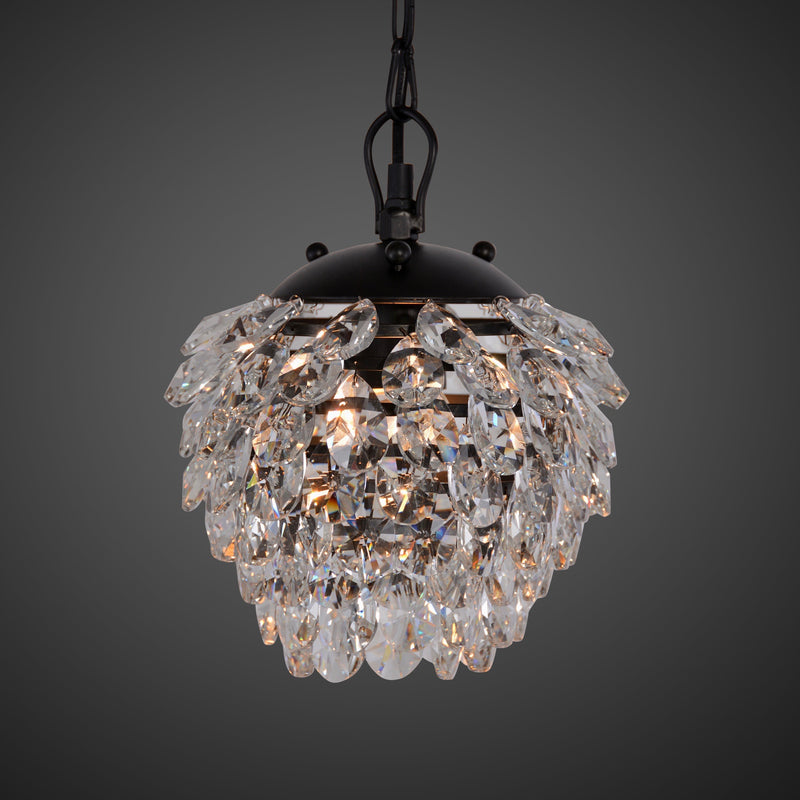 LITTLE PARIS CLEAR CRYSTAL lampe fra NOBELIUM LIGHTING
