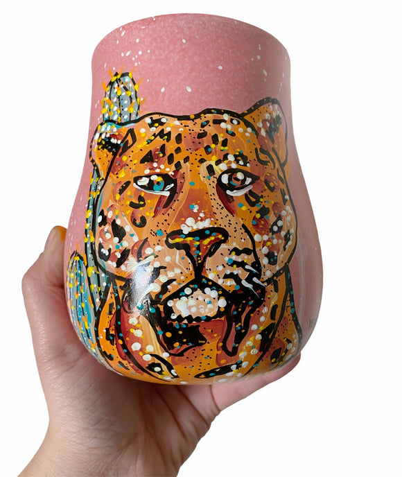 All That Jag - 5.5 inch Planter Pot Heather Freitas