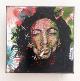 Bob Marley Smoking Study - Bob Marley Heather Freitas