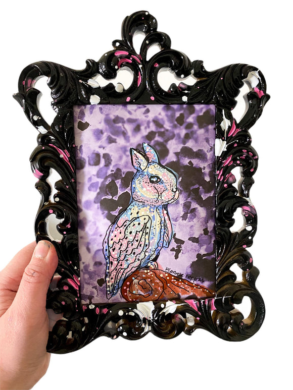 Bunny Owl - Oddities Collection Heather Freitas