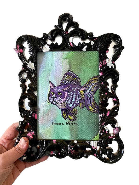 Cat Fish - Oddities Collection Heather Freitas