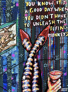 Flying Monkeys- LV edition Heather Freitas