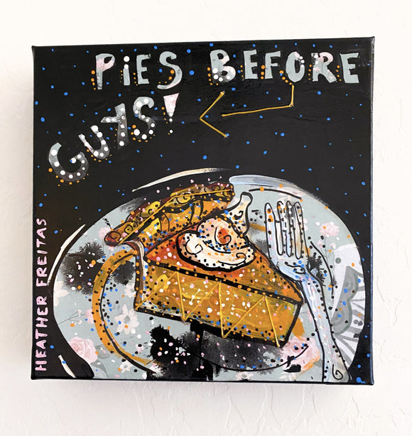 Pies Before Guys Heather Freitas