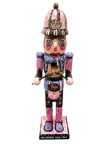Pink Queen Nutcracker Heather Freitas