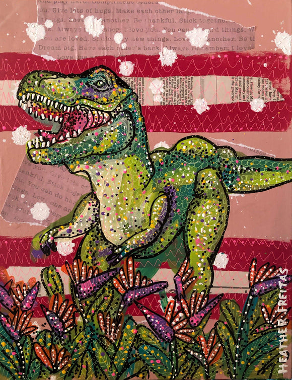 Rex print of the week Heather Freitas