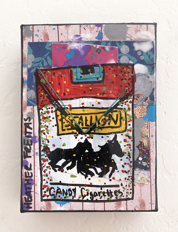 Stallion - Candy Cigarettes Heather Freitas