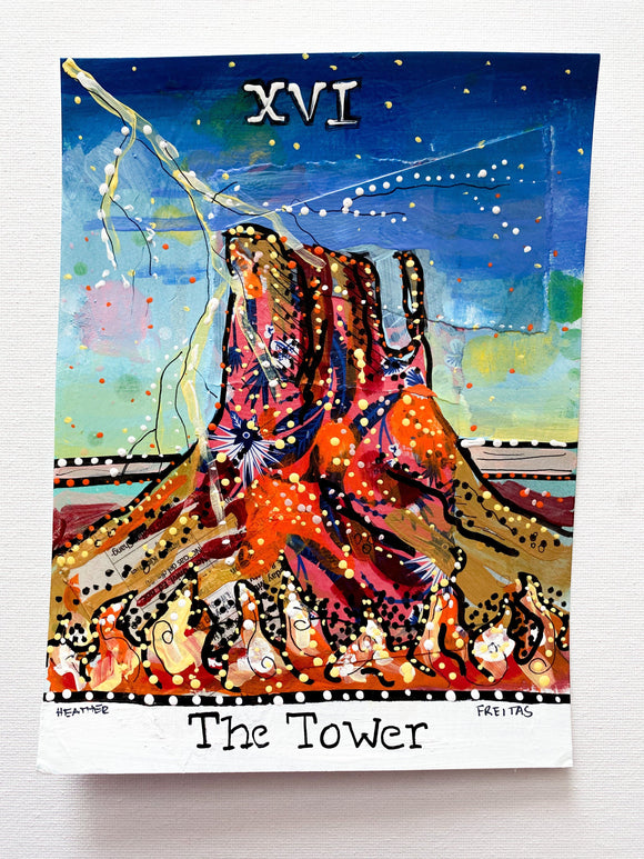 The Tower Heather Freitas