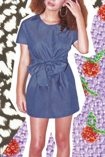 T-Shirt Dress Sewing Pattern