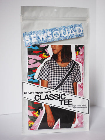 Classic Tee Sewing Pattern