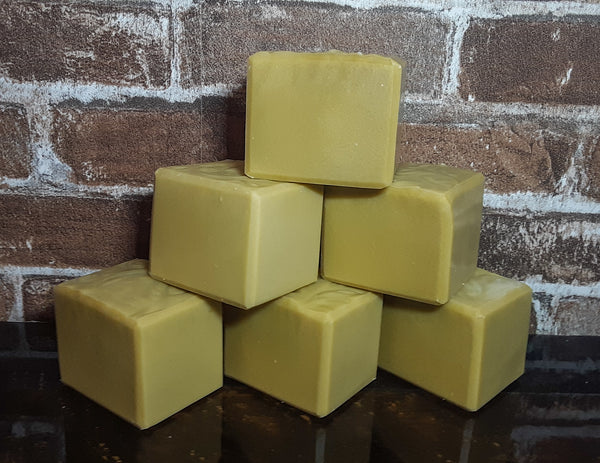 Solid Kitchen Soap ~ Orange
