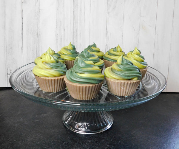 Ginger Lime Cupcake