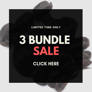 3 BUNDLE HAIR PROMO SPECIAL