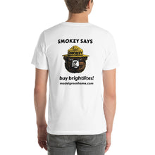 Load image into Gallery viewer, Smokey Brightlite T-Shirt White Men's