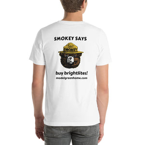 Smokey Brightlite T-Shirt White Men's