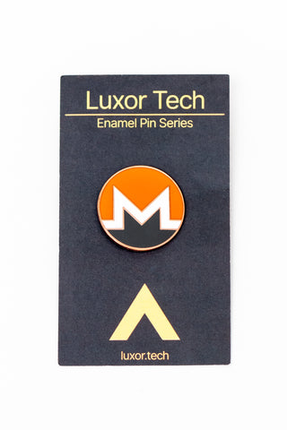 Monero Hard Enamel Pin