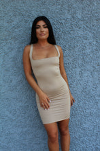 Load image into Gallery viewer, Kylie dress- nude