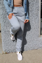 Load image into Gallery viewer, Desi joggers- Light Blue