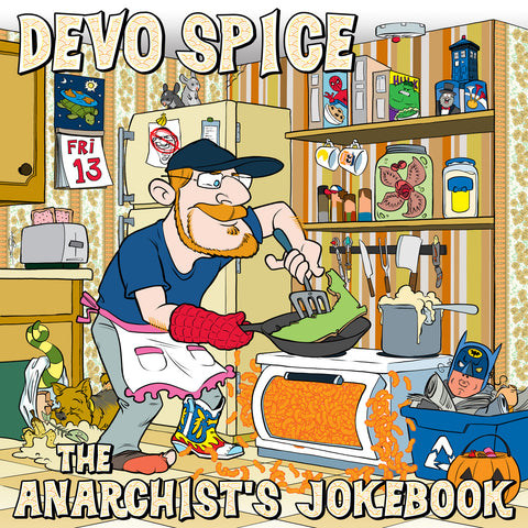 The Anarchist's Jokebook